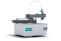 Flow Mach 100 waterjet